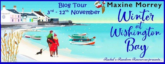 Blog Tour Winter at Wishington Bay