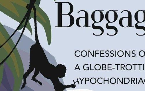 Baggage - Travel Memoir Book Cover