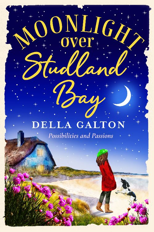Book Cover Moonlight over Studland Bay
