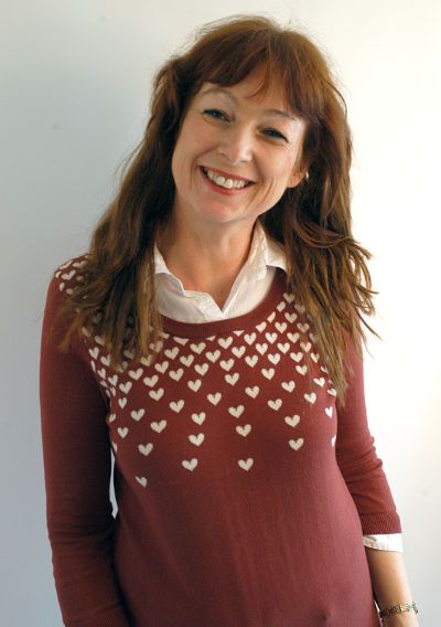 Book Review Moonlight Over Studland Bay Author Photo