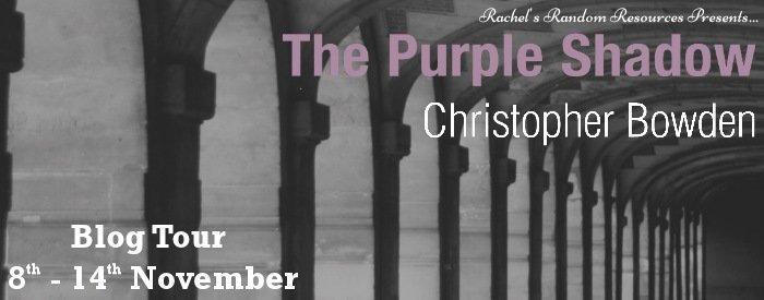 The Purple Shadow blog tour