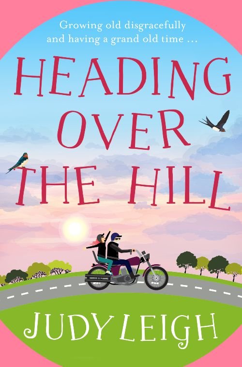Book Review Heading over the hill by Judy Leigh