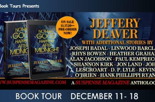 Jeffery Deaver_Banner_Anthology