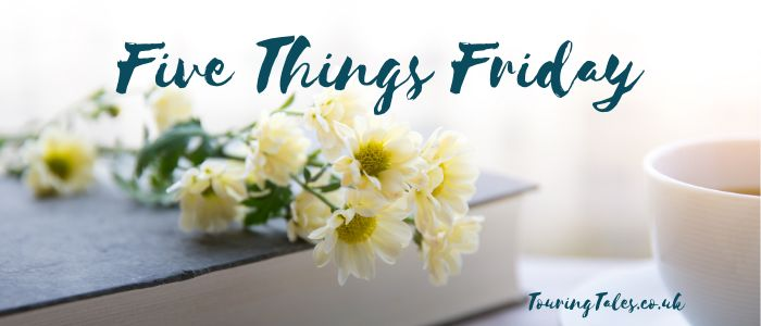 Five Things Friday Banner