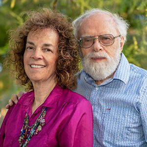 Author Photo - Terry and Ann Marshall - Rendezvous to Remember