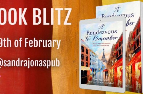 A Rendezvous To Remember Book Launch Banner