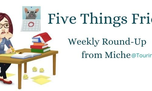 Weekly Book List for book fans