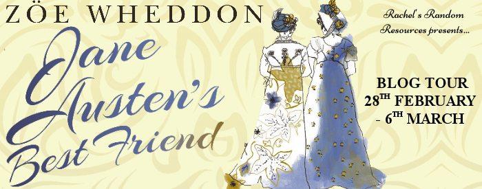 Jane Austen's Best Friend Banner