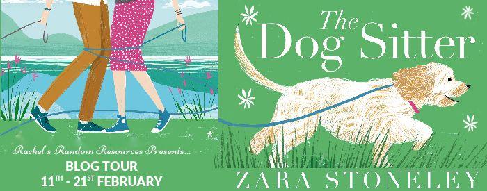The Dog Sitter Book Blog Tour
