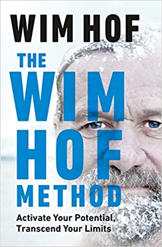 Book Review The Wim Hof Method - Book Cover Image