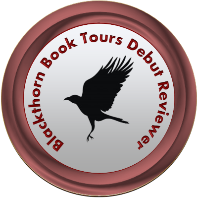 Blackthorn Book Tours - Debut Reviewer badge
