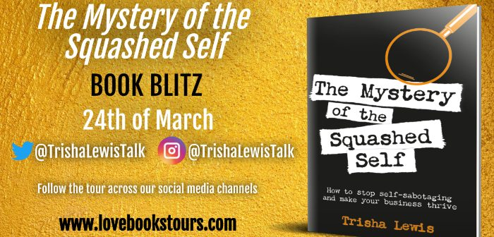The Mystery of the Squashed Self - Book Banner