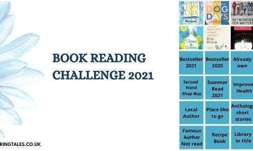 Book Reading Challenge 2021