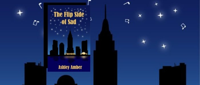 Guest Post Ashley Amber Author of The Flip Side of Sad
