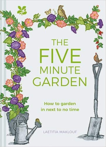 Five Minute Garden - Five things friday book list
