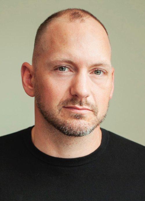 Author photo Dan Scattow