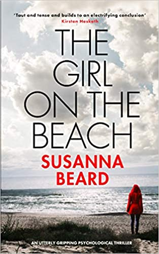 The Girl On The Beach - Five things Friday book list