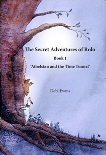 Book Review The Secret Adventures of Rolo