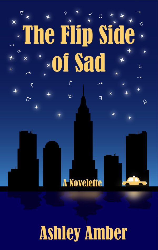Guest Post Ashley Amber sharing details of new book The Flip Side of Sad