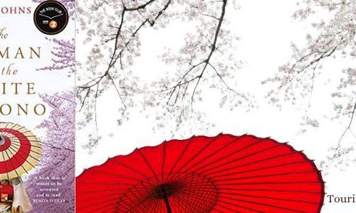 Banner-The Woman in the White Kimono