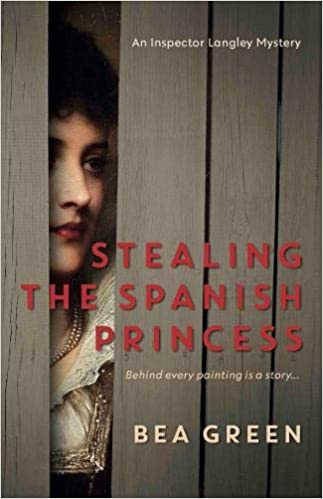 Stealing the Spanish Princess Book Cover. Listed in the Five Things Friday Book List