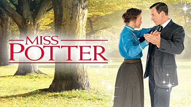 Five Things Friday Book List - Miss Potter movie image