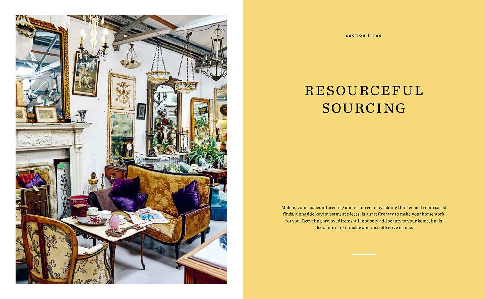Resourceful Sourcing Chapter - Book Review Resourceful Living
