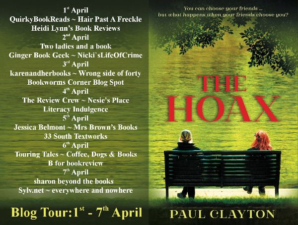 book review The Hoax by Paul Clayton