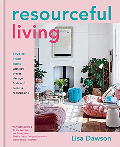 Book Review: Resourceful Living cover and where to buy