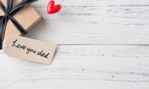 Love You Dad Banner
