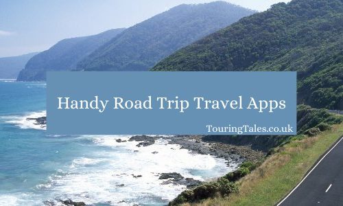 Banner Handy Road Trip Travel Apps