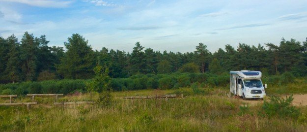 Thetford Forest - Road Trip Travel Apps blog post Touring Tales