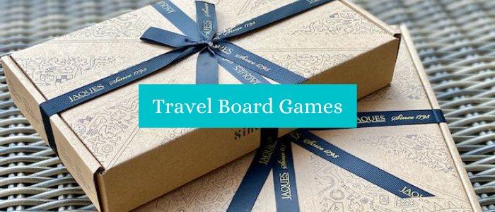 Travel Board Games Banner