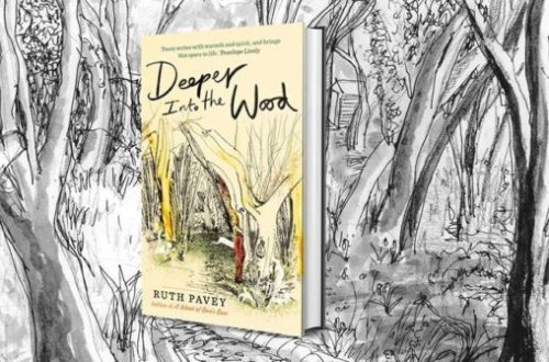 Deeper Into The Wood Book Tour Banner