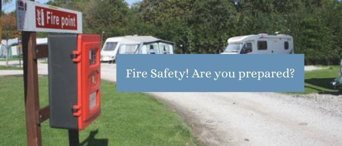 Motorhome Fire Safety. Are you prepared?