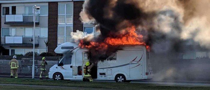 Motorhome Fire Safety.