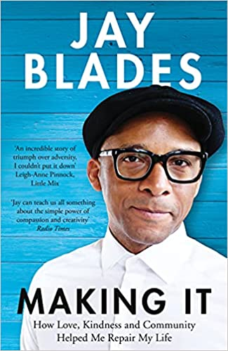 Book Cover of Making It by Jay Blades - Book Review