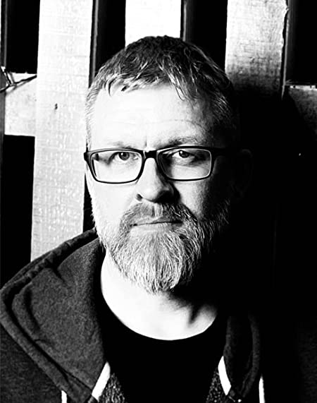 Author Photo: Guest Post 10 Interesting Facts About David Gatward. Crime Thriller DCI Harry Grimm series
