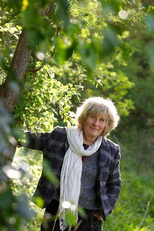 Author Photo Ruth Pavey