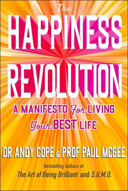 The Happiness Revolution - Book Cover