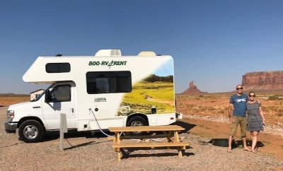 Q&A Touring Tales - 1st Motorhome Trip in the USA